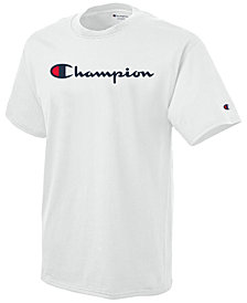 Champion Men's Logo Graphic T-Shirt