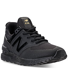 New Balance Women's 574 Sport Casual Sneakers from Finish Line