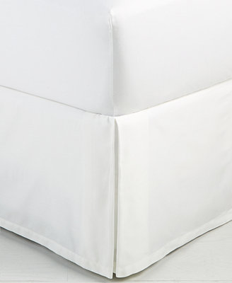 Trousseau Cotton Queen Bedskirt, Created For Macy's by Hotel Collection