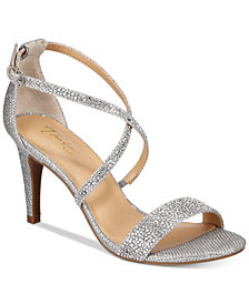 Thalia Sodi Darria Strappy Sandals, Created for Macy's