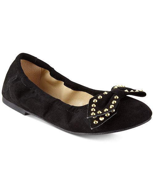 01adc4c7fbb1 ... Sam Edelman Felicia Embellished Bow Ballet Flats
