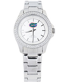 Jack Mason Women's Florida Gators Glitz Sport Bracelet Watch