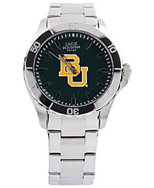 Jack Mason Men's Baylor Bears Color Sport Bracelet Watch