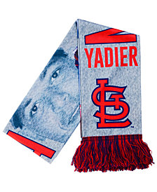 Forever Collectibles Yadier Molina St. Louis Cardinals Sublimated Player Scarf
