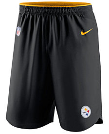 Nike Men's Pittsburgh Steelers Vapor Shorts