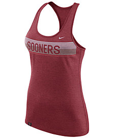 Nike Women's Oklahoma Sooners Touch Tank