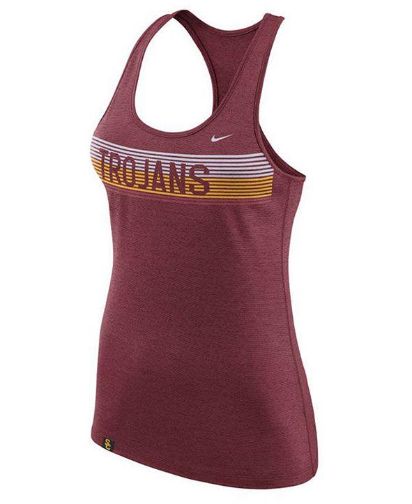 Nike Women's USC Trojans Touch Tank