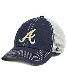 '47 Brand Atlanta Braves Prospect Mesh CLOSER Cap