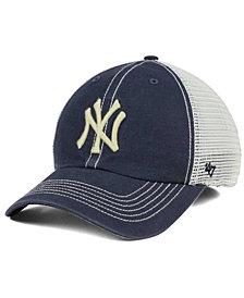 '47 Brand New York Yankees Prospect Mesh CLOSER Cap