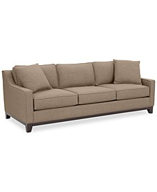"Keegan 90"" Fabric Sofa, Created for Macy's"