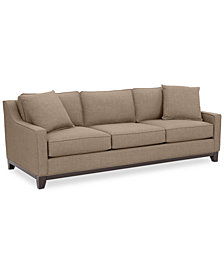 "Keegan 90"" Fabric Sofa - Custom Colors, Created for Macy's"