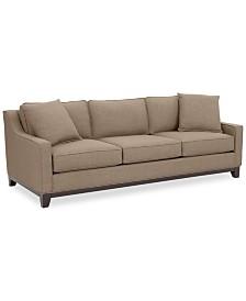 "Keegan 90"" Fabric Sofa, Created for Macy's"