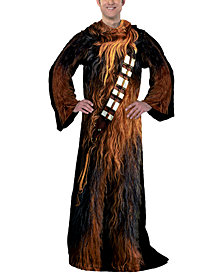 "Star Wars Chewbacca ""Being Chewie"" Comfy Throw by Disney"