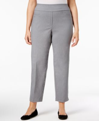 Alfred Dunner Womens Capris - Macy's