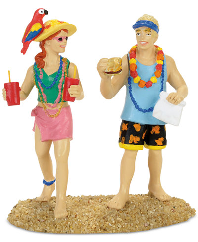 Department 56 A Couple Of Cheeseburgers In Paradise