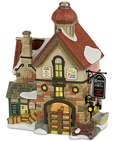 Department 56 Dicken's Village The Hansom Cab Co.