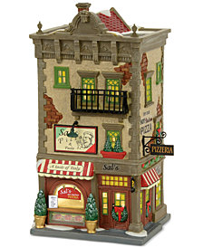 Department 56 Christmas In The City Sal's Pizza & Pasta