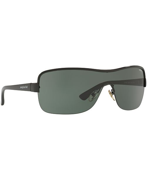 Sunglass Hut Collection Sunglasses, HU1003 34 & Reviews