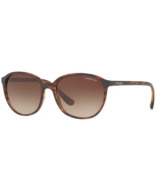 Sunglass Hut Collection Sunglasses, HU2003 55 & Reviews