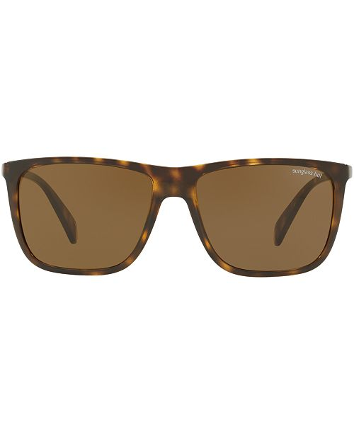 Sunglass Hut Collection Sunglasses, HU2004 57 & Reviews