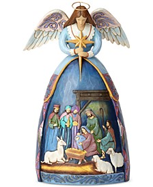 Jim Shore Nativity Angel Figurine