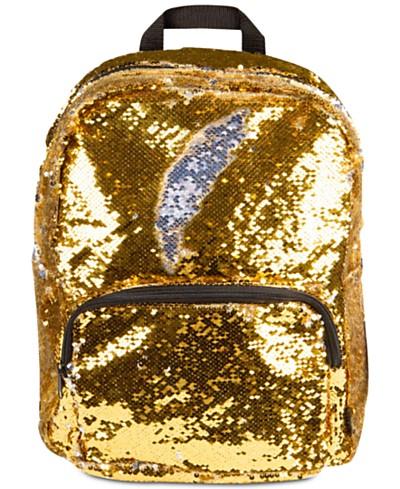 Fashion Angels Reversible-Sequin Backpack, Little Girls (2-6X) & Big Girls (7-16)