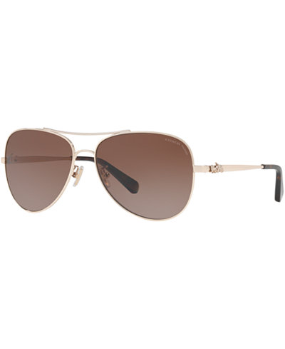 Coach Polarized Sunglasses, HC7074