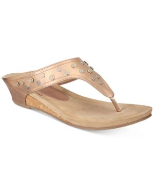 Kenneth Cole Reaction Great Leap Wedge Sandals Women