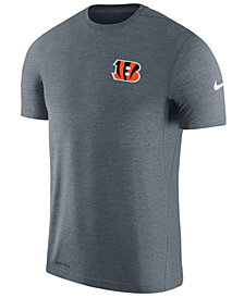 Nike Men's Cincinnati Bengals Coaches T-shirt