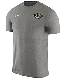 Nike Men's Missouri Tigers Dri-Fit Touch T-Shirt