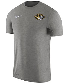 Nike Men's Missouri Tigers Dri-Fit Touch T-Shirt