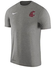 Nike Men's Washington State Cougars Dri-Fit Touch T-Shirt