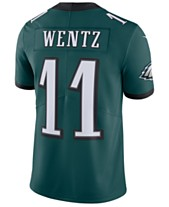 e4fb83c1b Nike Men s Carson Wentz Philadelphia Eagles Vapor Untouchable Limited Jersey