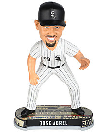 Forever Collectibles Jose Abreu Chicago White Sox Headline Bobblehead