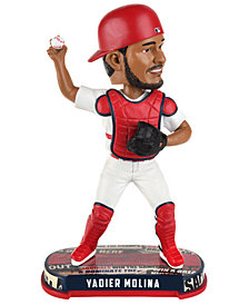 Forever Collectibles Yadier Molina St. Louis Cardinals Headline Bobblehead