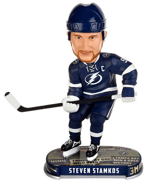 official photos e4b14 5b127 Forever Collectibles Steven Stamkos Tampa Bay Lightning ...