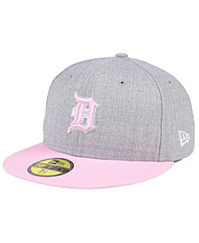 New Era Detroit Tigers Perfect Pastel 59FIFTY Cap