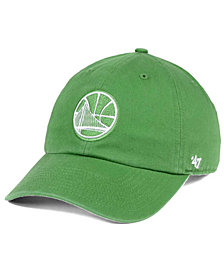 '47 Brand Golden State Warriors Pastel Rush CLEAN UP Cap