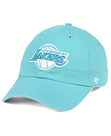'47 Brand Los Angeles Lakers Pastel Rush CLEAN UP Cap