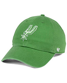 '47 Brand San Antonio Spurs Pastel Rush CLEAN UP Cap