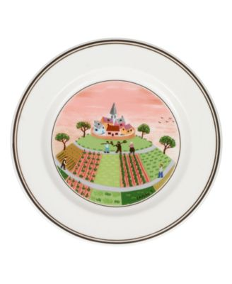 Dinnerware, Design Naif Bread and Butter Plate Farmers Village