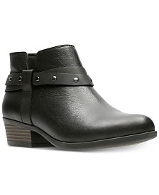 Clarks Women S Addiy Zoie Booties