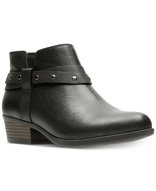 Clarks Women's Addiy Zoie Booties