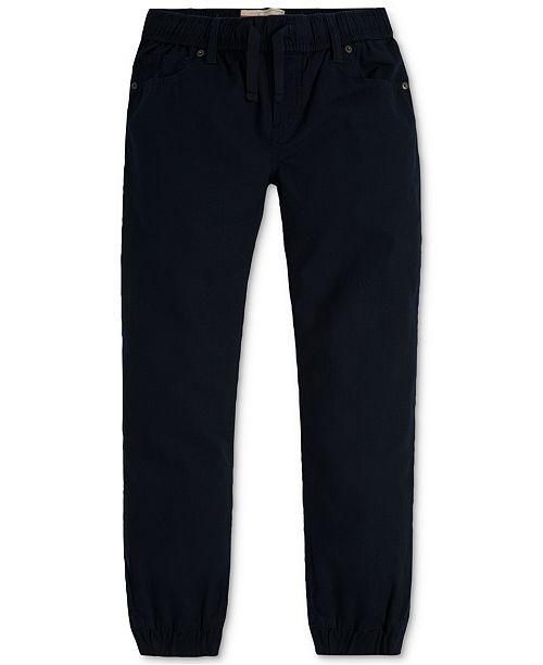 df42a3047 Levi's Ripstop Jogger Pants, Little Boys & Reviews - Leggings ...