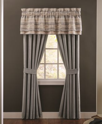 "CLOSEOUT! Ansonia 72"" x 20"" Window Valance"
