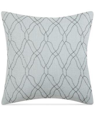 "Charisma Legacy 18"" Square Decorative Pillow"