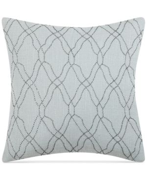 "Charisma Legacy 18"" Square Decorative Pillow Bedding 4652038"