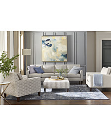 CLOSEOUT! Kenford Fabric Sofa Collection, Created for Macy's