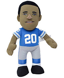 Bleacher Creatures Barry Sanders Detroit Lions 10inch Player Plush Doll