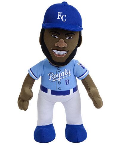 Bleacher Creatures Lorenzo Cain Kansas City Royals 10inch Player Plush Doll